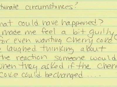 Cherry Coke info