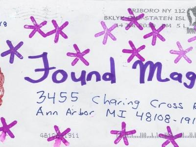 melissa envelope
