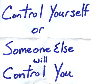 controlyourself