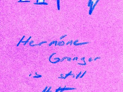 hermioneisstillhott