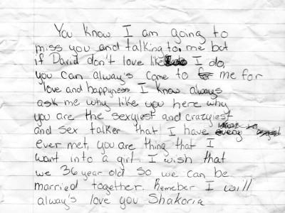 Dear Shakoria