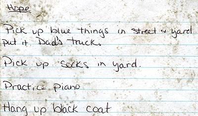 bluethingsforhope