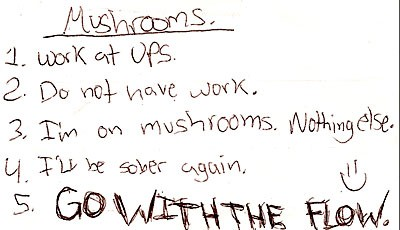 mushroomscheme