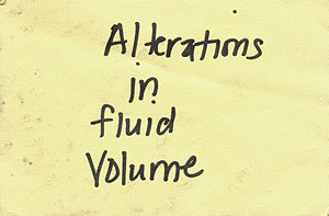 alterationsinfluidvolume