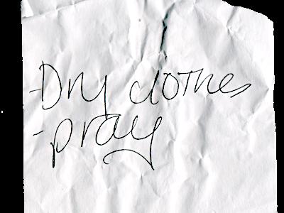 dryclothespray