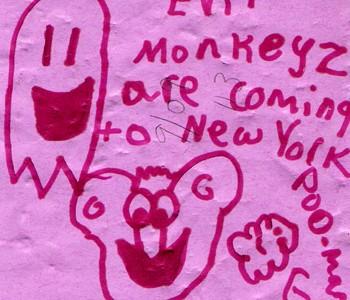 evilmonkeyzarecomingfront