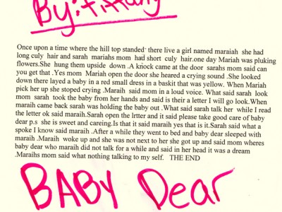 babydear
