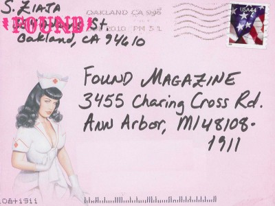 pin up envelope