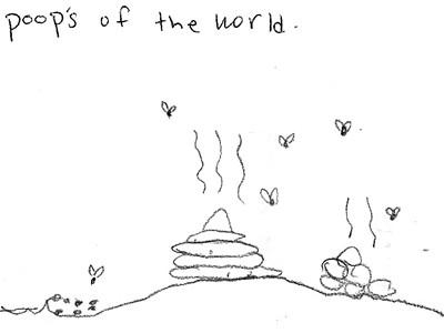 poopsoftheworld