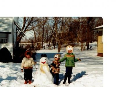 lets build a snowman_